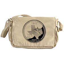 Texas Quarter Messenger Bag