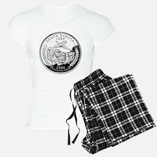 South Dakota Quarter Pajamas