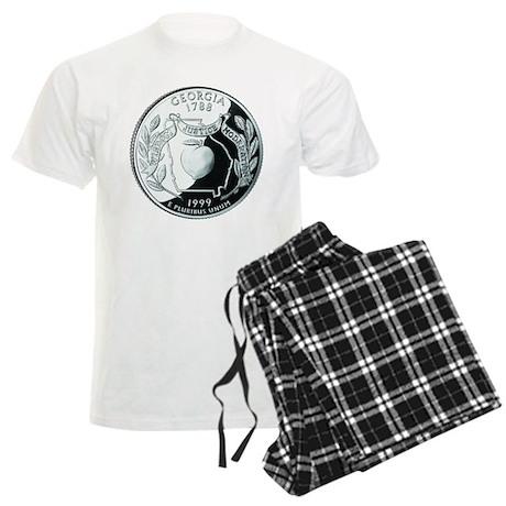 Georgia Quarter Men's Light Pajamas