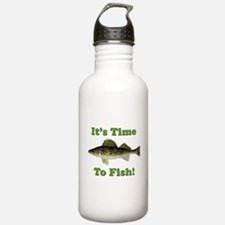 It's Time to Fish Water Bottle
