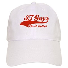 It guys Do It Better Baseball Cap