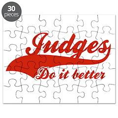 Judges Do It Better Puzzle