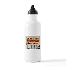 OBAMA GOALS Water Bottle
