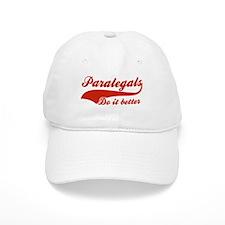 Para legals Do It Better Baseball Cap