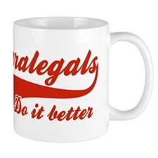 Para legals Do It Better Mug