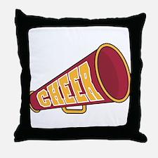 Cheer - Cheerleading Throw Pillow