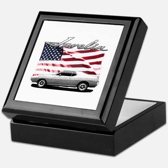 Cute Cars Keepsake Box