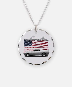 Cute Muscle cars Necklace