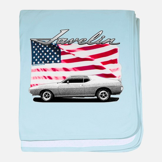 Unique Chevy cars baby blanket