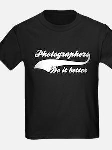 Photographers Do It Better T