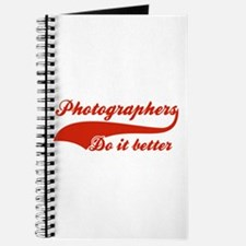 Photographers Do It Better Journal