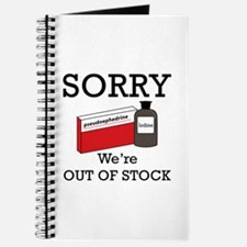 Pharmacy - Out Of Stock Journal