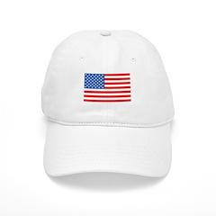 American / US Flag Baseball Cap