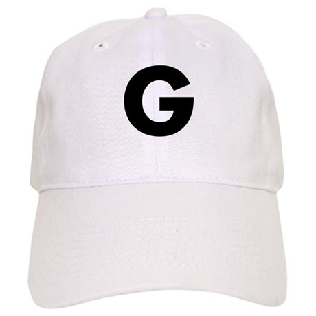 Letter G Cap