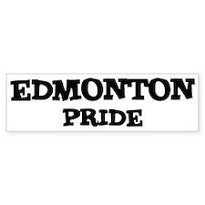 Edmonton Pride Bumper Bumper Sticker