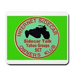 Red Green Logo Mousepad