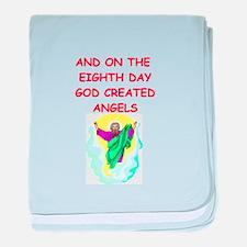 angels baby blanket