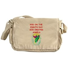 angels Messenger Bag