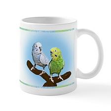 Budgie Pair Mug
