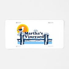 Martha's Vineyard MA - Pier Design. Aluminum Licen