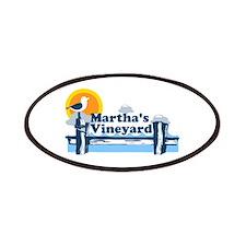 Martha's Vineyard MA - Pier Design. Patches