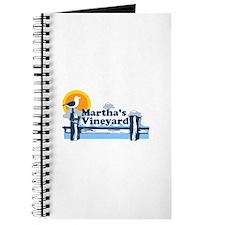 Martha's Vineyard MA - Pier Design. Journal