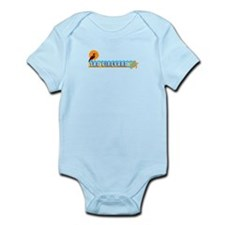 Martha's Vineyard MA - Beach Design. Infant Bodysu