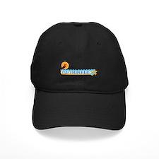 Martha's Vineyard MA - Beach Design. Baseball Hat