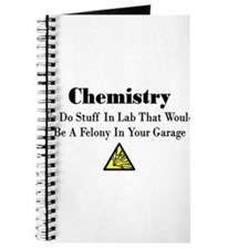 Cute Chemistry funny Journal