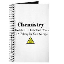 Cute Chemistry Journal