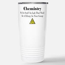 Cute Chemistry Thermos Mug