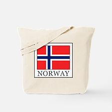 Unique Kingdom norway Tote Bag