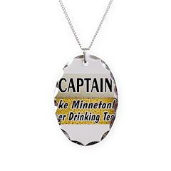 I Love Lake Minnetonka Necklace
