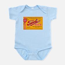 Colorado Beer Label 4 Infant Bodysuit