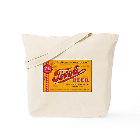 Colorado Beer Label 4 Tote Bag