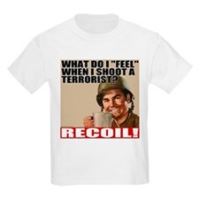 "Soldiers ""Feel"" Recoil Kids T-Shirt"