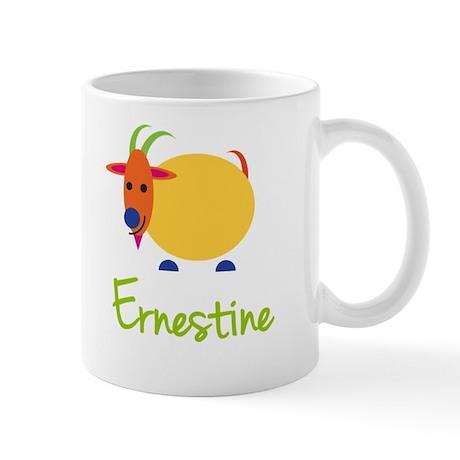 Ernestine The Capricorn Goat Mug