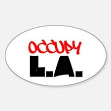 OCCUPY L.A. Decal