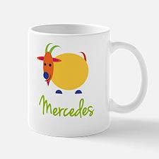 Mercedes The Capricorn Goat Mug