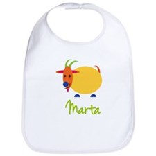 Marta The Capricorn Goat Bib