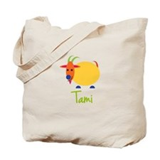 Tami The Capricorn Goat Tote Bag