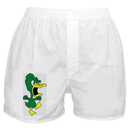 Angry Duck Boxer Shorts