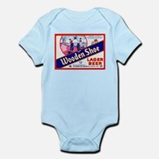 Ohio Beer Label 11 Infant Bodysuit