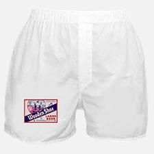 Ohio Beer Label 11 Boxer Shorts