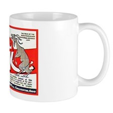 Ohio Beer Label 9 Mug