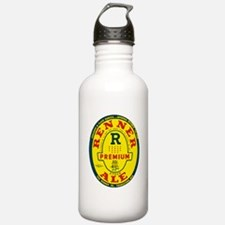 Ohio Beer Label 8 Water Bottle