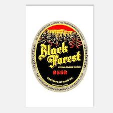 Ohio Beer Label 10 Postcards (Package of 8)