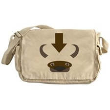 Cute Avatar the last airbender Messenger Bag