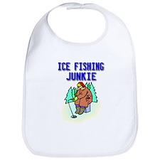 Ice Fishing Junkie Bib