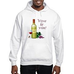 Vive le Vin Hoodie